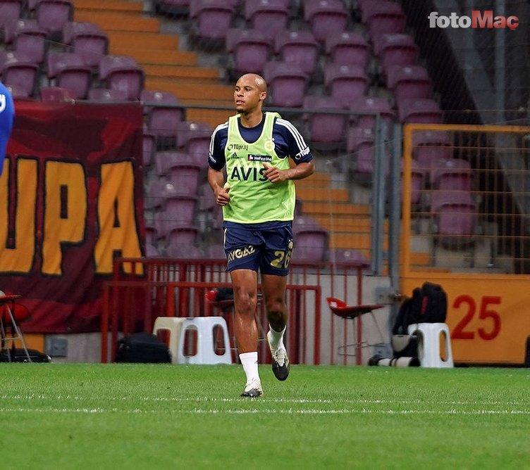 Son dakika transfer haberi: Fenerbahçe'de Tisserand kararı verdi! Oyuncunun talipleri...