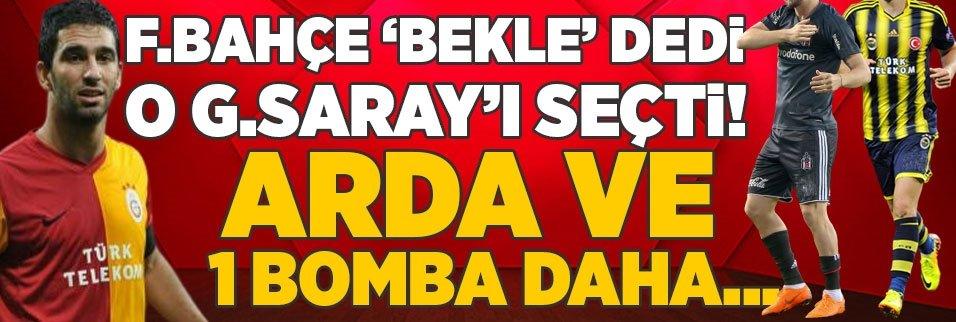son dakika transfer haberleri fenerbahce bekle dedi o galatasaraya gitti arda ve 1 bomba daha 1596613714688 - Son dakika: Kenan Sipahi resmen Fenerbahçe'de!