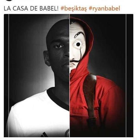 Sosyal medyada La casa de Babel çılgınlığı