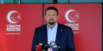 TBF Başkanı Hidayet Türkoğlu'ndan Pero Antic'e tebrik