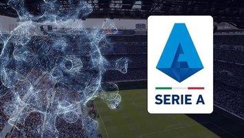 Serie A maçına corona virüsü engeli!