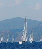 Türkiye'nin en büyük yelken yarışı start aldı
