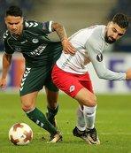 Konyaspor, 1 puanla döndü