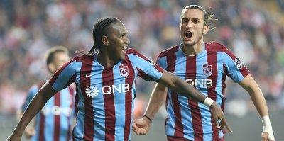Trabzonspor'un gol ortalaması yukselişte