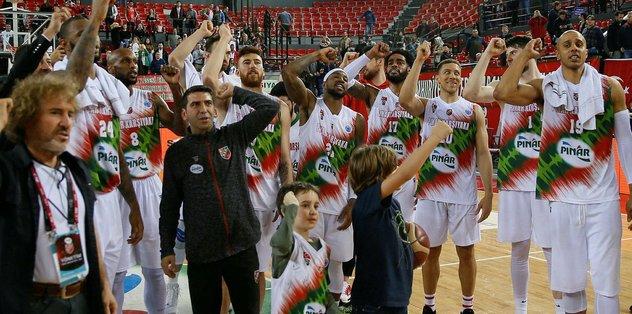 """Pınar Karşıyaka'dan FIBA Avrupa Kupası için """"Dörtlü Final"""" önerisi"""