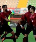Ümit Milli Futbol Takımı'nın aday kadrosu açıklandı
