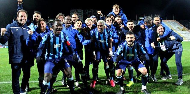 MAÇ SONUCU   Adana Demirspor 4-1 Adanaspor