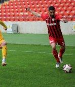 Gazişehir'e tek gol yetti