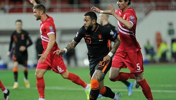 Football: Netherlands trash Gibraltar with 7-0 on road