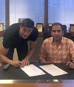 Sivasspor, Alvarez ile sözleşme imzaladı