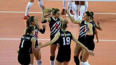 Beşiktaş Kadın Voleybol Takımı küme düştü