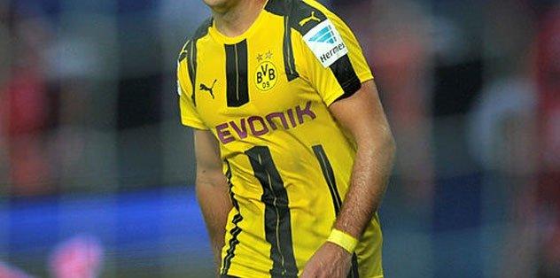 Borussia Dortmund'un yıldızı Götze Galatasaray'a önerildi!