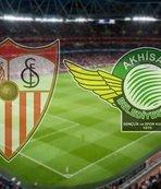 Sevilla - Akhisar   CANLI