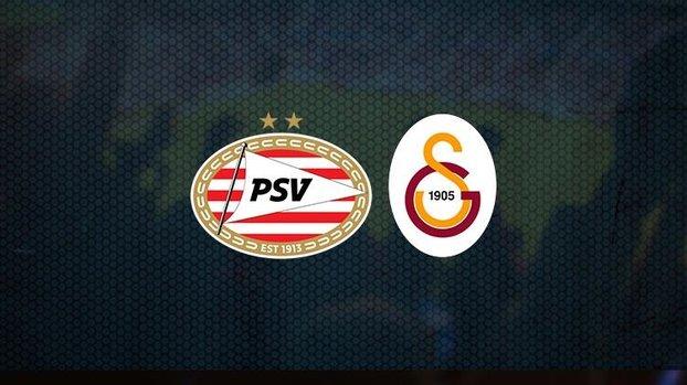 UEFA Şampiyonlar Ligi: PSV - Galatasaray maçı CANLI
