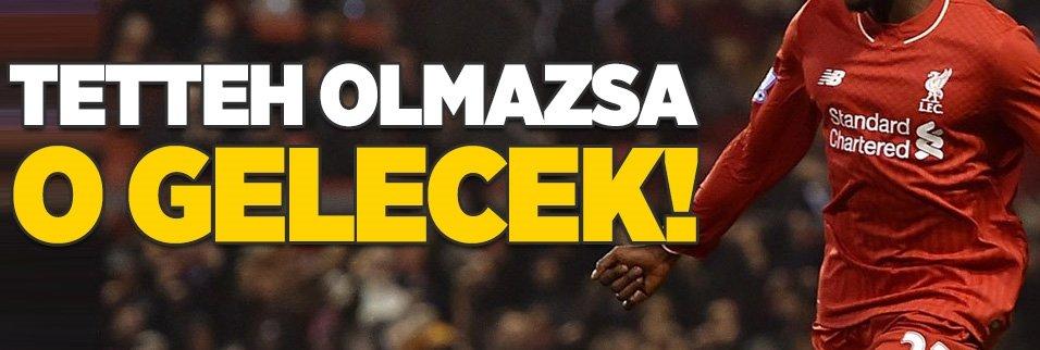 Galatasaray'da Tetteh olmazsa o gelecek!