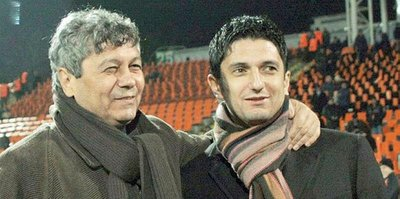 Lucescu'lar Beşiktaş'ta!