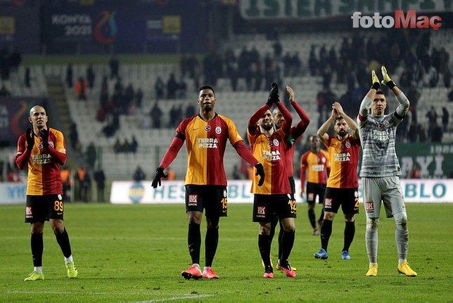 Galatasaray transferde atağa kalktı! İşte hedefteki 5 isim