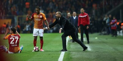 Galatasaray, Tudor'la tepetaklak