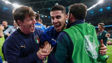 İtalya'nın yıldız ismi Jorginho yarı finalde attı finalde atamadı!