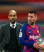 Messi City'e gidecek mi? Guardiola'dan sürpriz çıkış