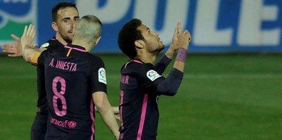"""""""100'ler kulübü""""nün son üyesi Neymar"""