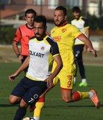 Samed Ali'ye Süper Lig ekipleri talip oldu