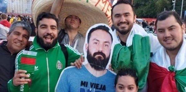 Dünya Kupası'na gidemeyen arkadaşları için bakın ne yaptılar