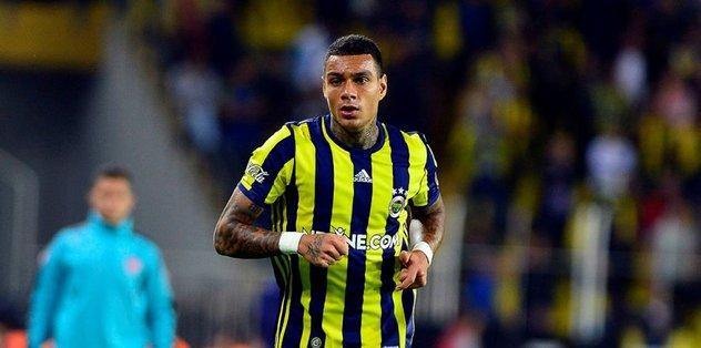 Van der Wiel'den Fenerbahçe'ye küfür iddası