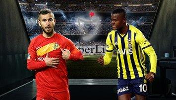 Yeni Malatyaspor Fenerbahçe   CANLI