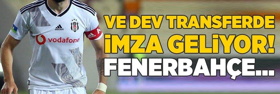 fenerbahcede gokhan gonul transferi bitiyor son gorusme 1596356507899 - Fenerbahçe'den Olimpiakos'a transfer olacak mı? Yunan basını duyurdu!