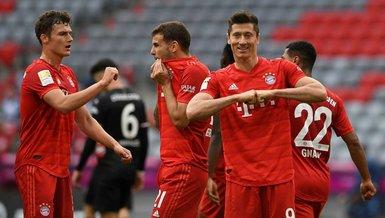 Bayern München Mainz 05: 5-2 (MAÇ SONUCU - ÖZET)