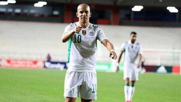 Feghouli Cezayir'de boş geçmedi!
