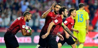 Türkiye-Hırvatistan biletleri satışta