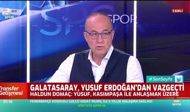 Haldun Domaç: