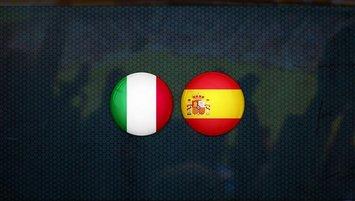İtalya-İspanya   CANLI