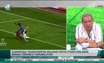 """""""Ekuban'ın pozisyonu net penaltı"""""""