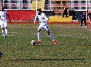 Van Büyükşehir Belediyespor-Boluspor maçından kareler