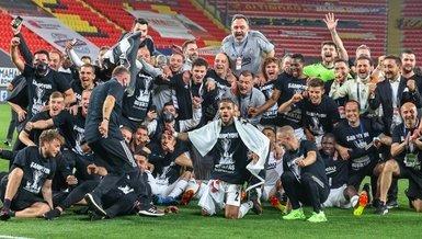 Beşiktaş ikinci kupa için aynı sahada!