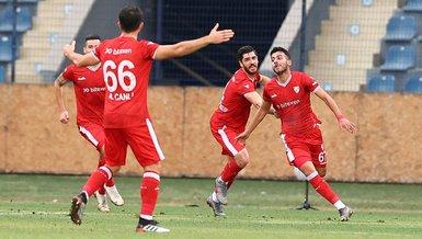 Ankara Keçiörengücü 0-3 Boluspor (MAÇ SONUCU - ÖZET)