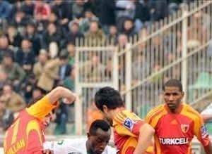 Denizlispor - Kayserispor (TSL 21. hafta maçı)