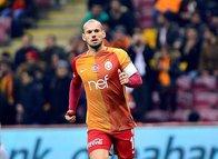 """Sneijder'den flaş itiraf! """"Birçok arkadaşım varken bu kadar yalnız..."""""""