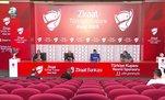 Final maçı öncesi kaptanlar açıklamada bulundu