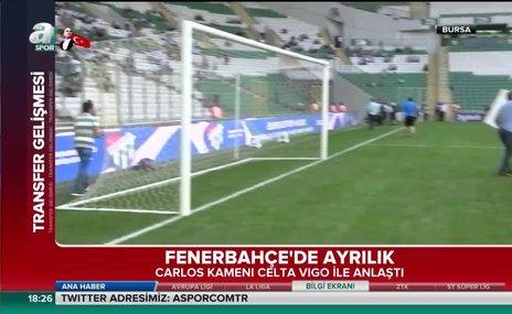 Bursaspor'un imza töreninde kriz! Başkan Ali Ay stadı terk etti