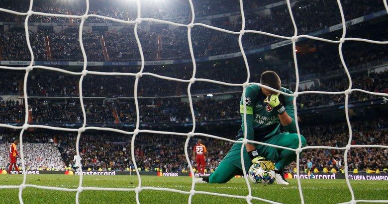 Spor yazarları Real Madrid - Galatasaray maçını değerlendirdi