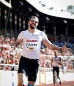 Ramil Guliyev yeniden kazandı