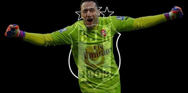 Beşiktaş Arsenal'den Ospina transferini bitirmek üzere! David Ospina kimdir?