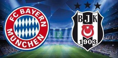 Bayern Münih'ten skandal Beşiktaş uyarısı!