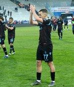 Trabzonspor centilmen Fenerbahçe hırçın bir görüntü sergiliyor