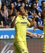 Enes'li Villarreal farklı kazandı