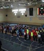 Futsal müsabakakaları Safranbolu'da başladı